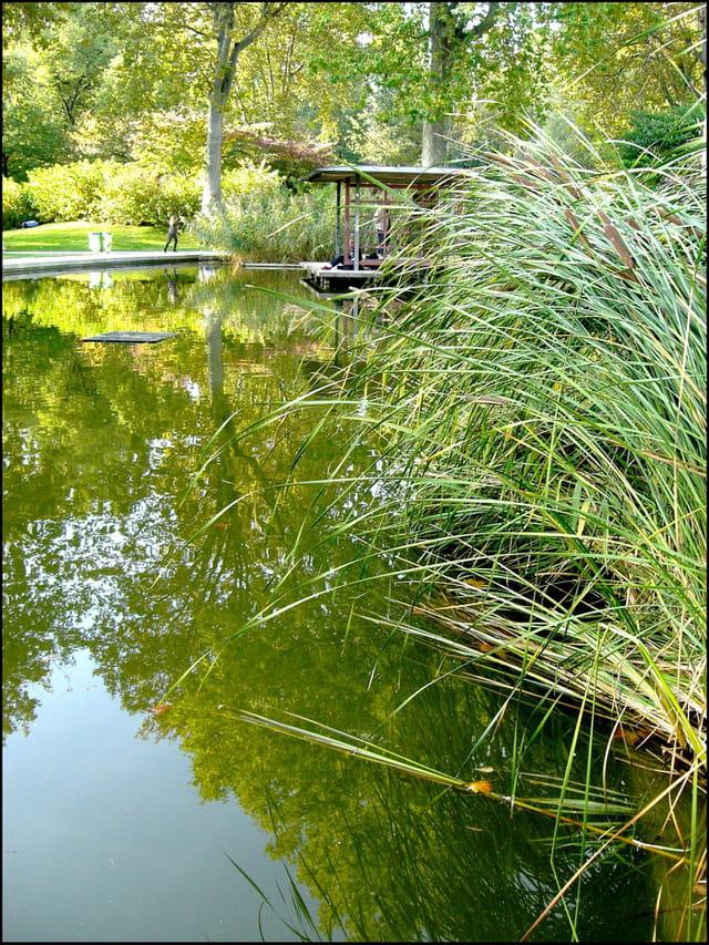 Parc paysager de Bercy