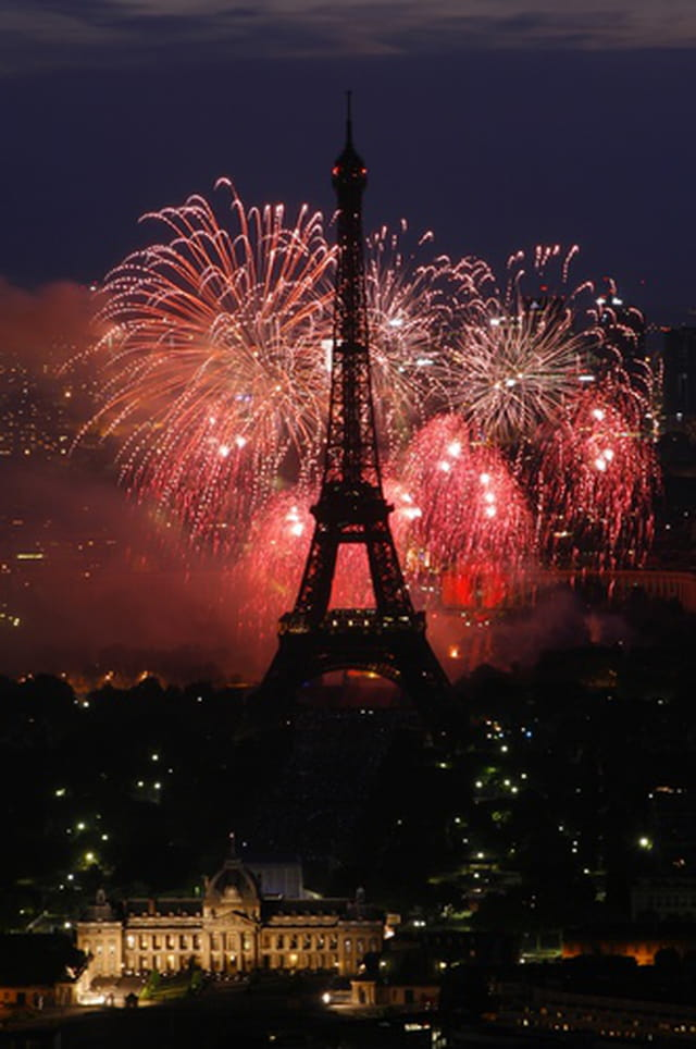 Paris 14 Julliet