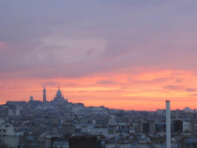 Paris, 8 heures