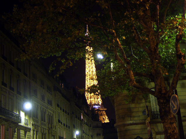 Paris by night 02
