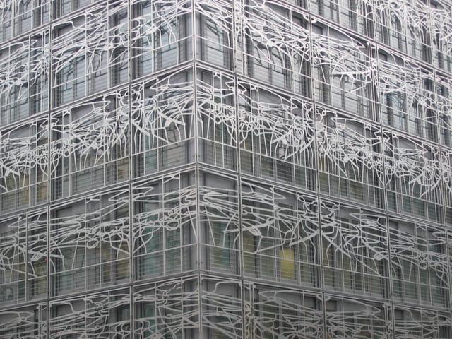 Paris c'est aussi la modernité !
