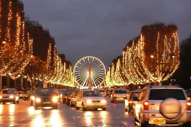 Paris-concorde