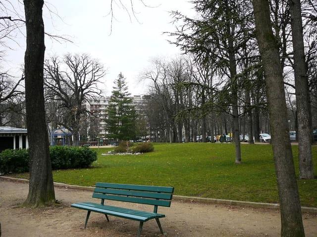 Paris jardin du ranelagh en hiver par jacqueline dubois for Entretien du jardin en hiver