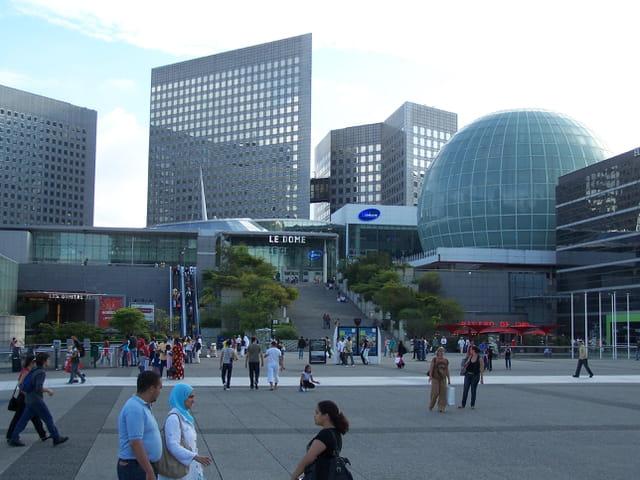 Paris - La Défense.