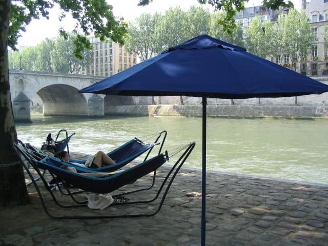 Paris marine