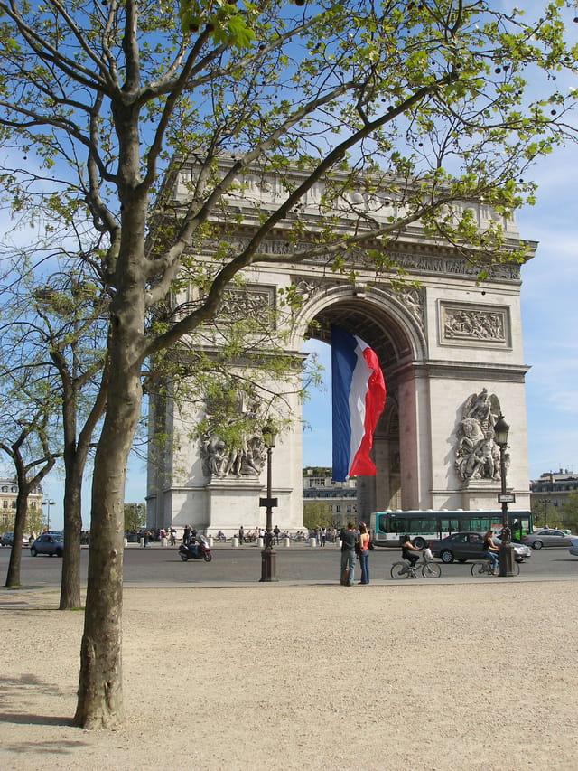 Paris Place de L'Etoile