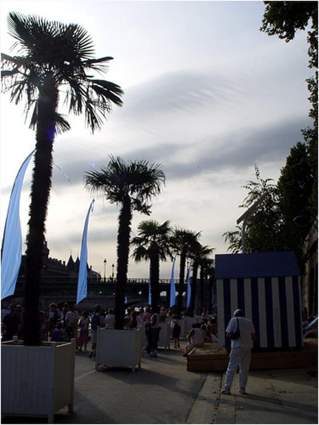 Paris plage
