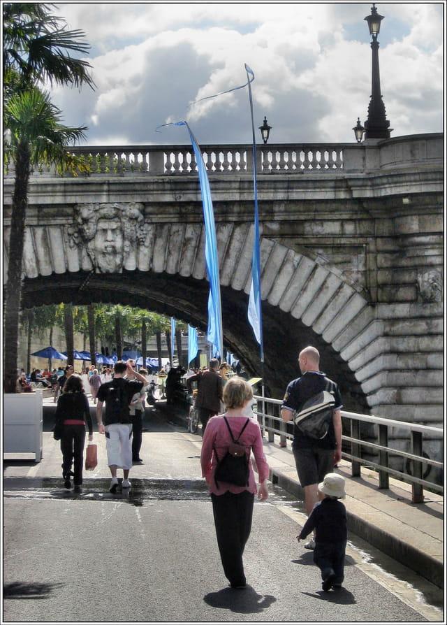 Paris Plage - Tous publics