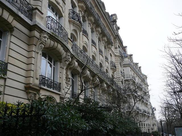 Paris - Quartier de la Muette