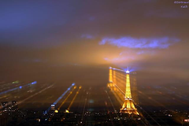 Parisian light