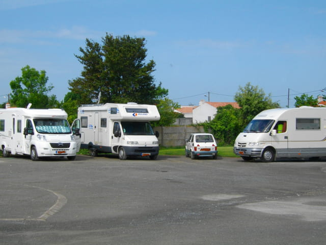 Parking pour Camping-car