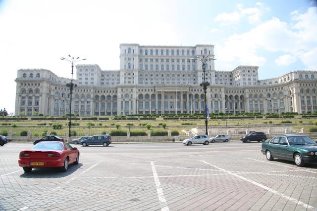 Parlement Roumain
