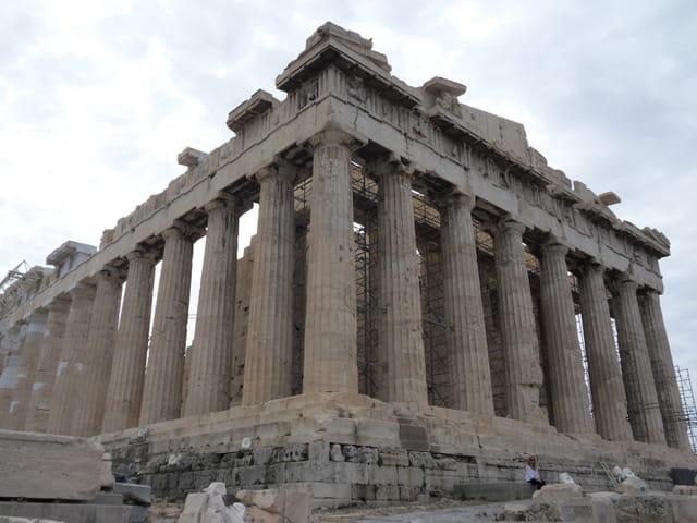 Parthénon-Acropole