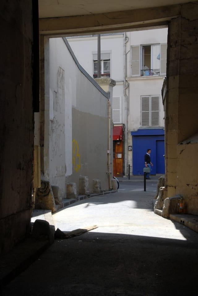 Passage Saint Sébastien