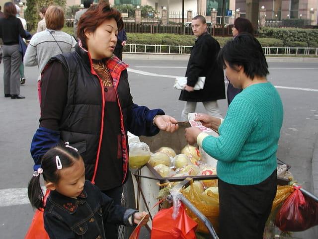 Pastèques chinoises
