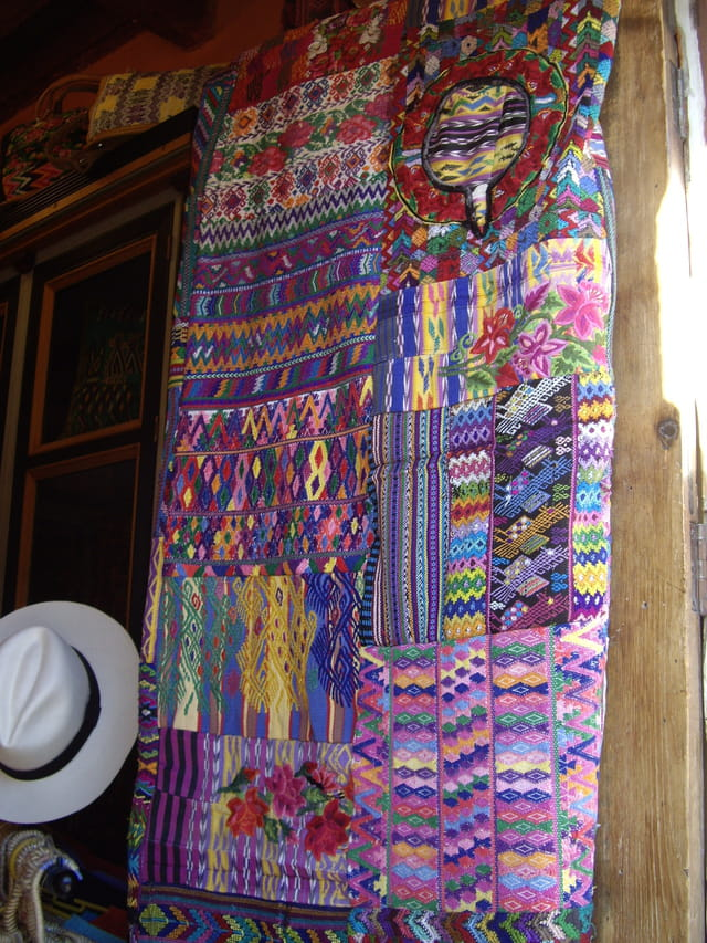 Patchwork mexicain
