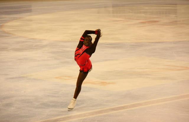Patinage championnats de France 2010