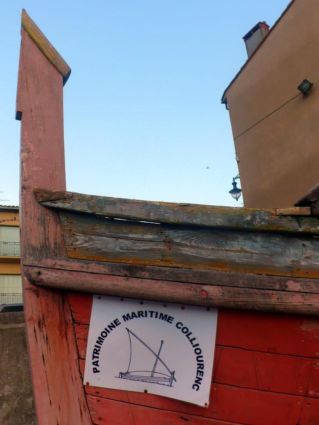 Patrimoine maritime colliourenc