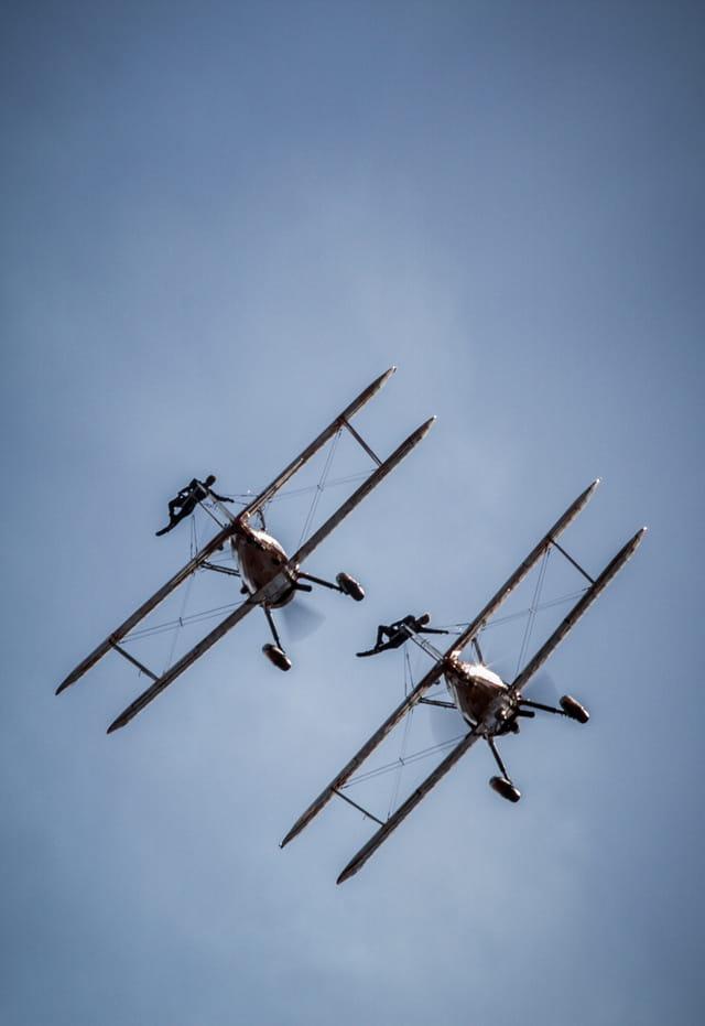 Patrouille de Wingwalkers