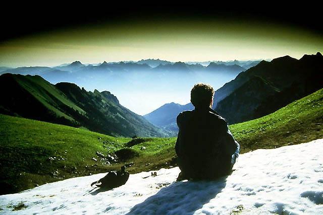 Pause montagne