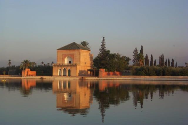 Pavillon de la menara