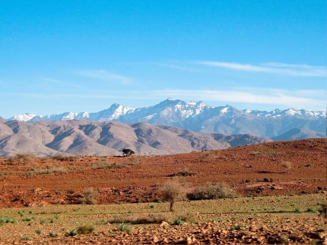Paysage Berbere