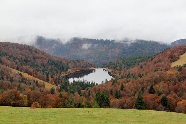Paysage d automne