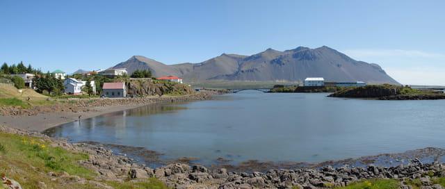 Paysage d\'Islande