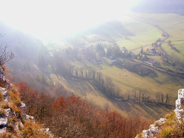 Paysage de Bourgogne