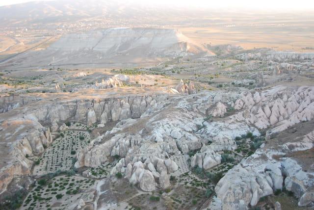 Paysage de Cappadoce