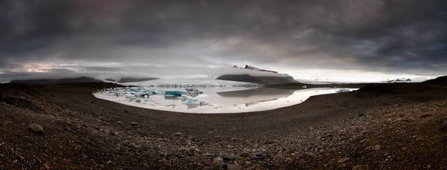 Paysages d'Islande par Raymó