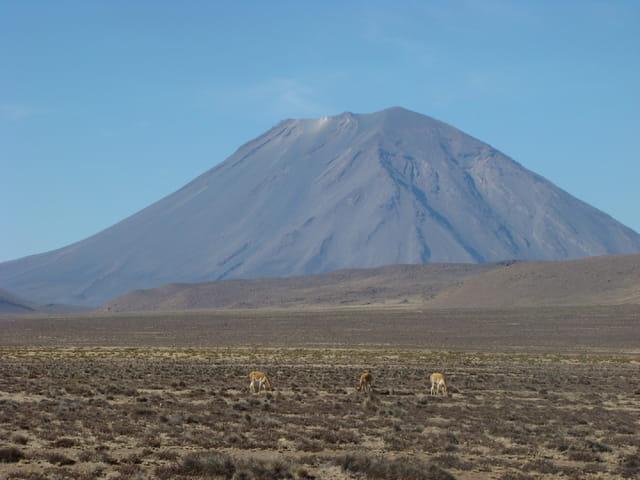 Paysages du Perou et de Bolivie