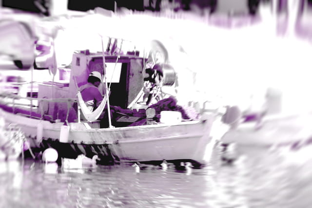 Pêcheur Grec