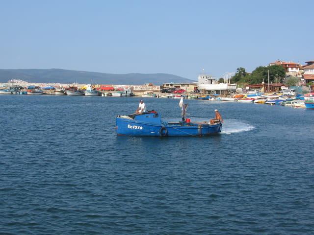 Pêcheurs de Nessebar