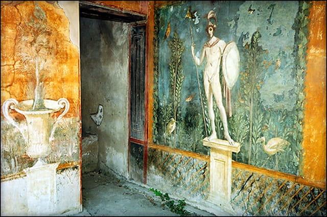 Peinture murales - pompei