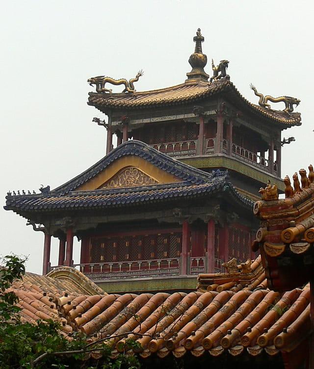 Pekin- cité interdite