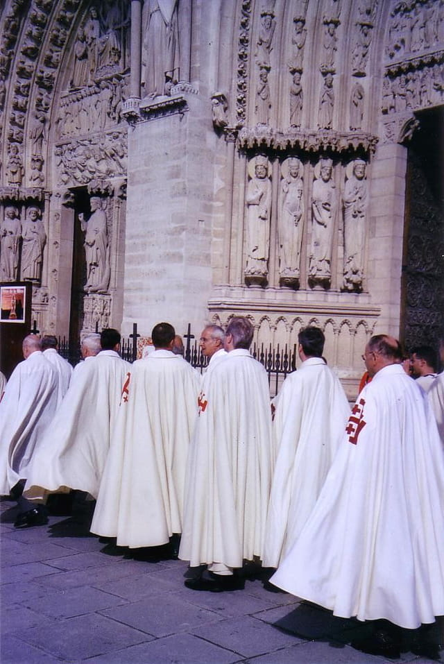 Pèlerinage des Chevaliers du Saint-Sépulcre