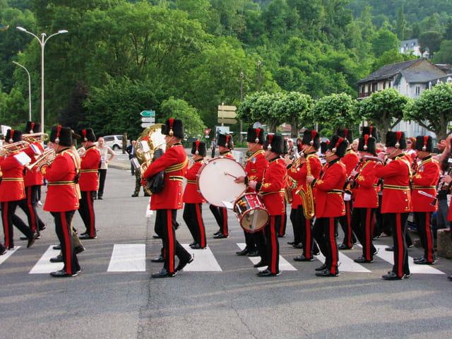 Pélerinage militaire international - Lourdes 2011.