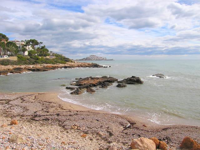 Peniscola vue de la côte (10)