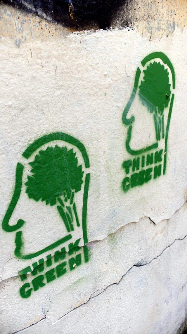 Pensez vert !