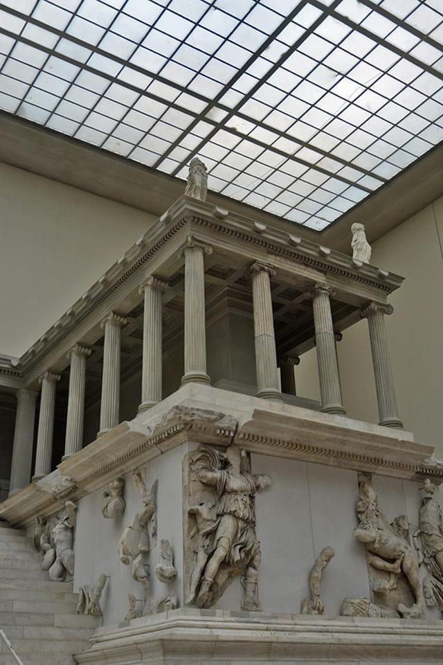 Pergamonmuseum - Grand autel de Pergame
