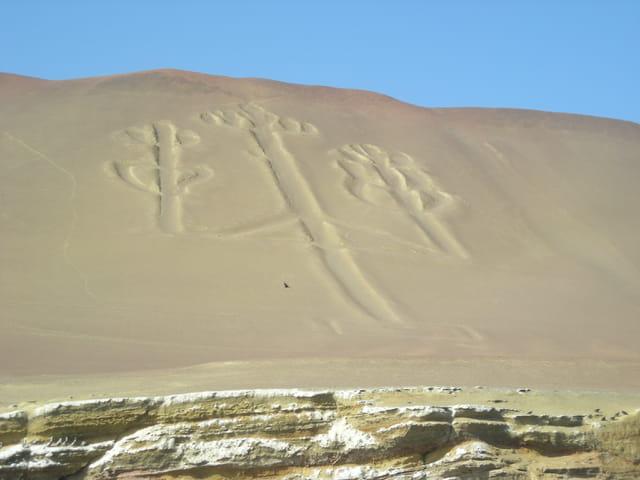 Pérou Août 2011 Candélabre