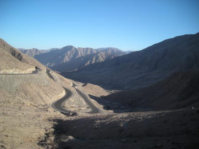 Pérou Août 2011 Entre Cusco et Pisco