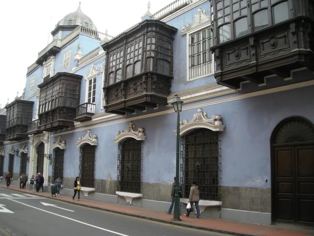 Pérou Août 2011 Lima