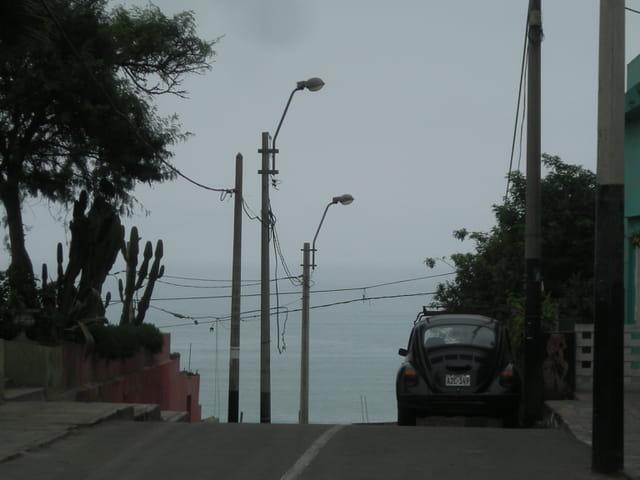 Pérou Août 2011 Lima Barranco