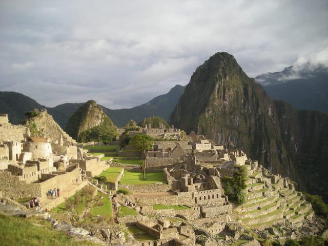 Pérou Août 2011 Machu Picchu