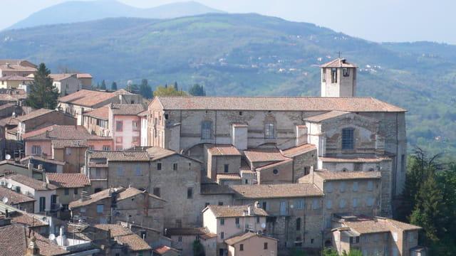 Perugia l'inattendu