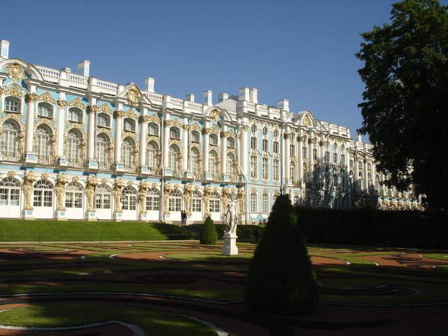 Peterhof  Russie
