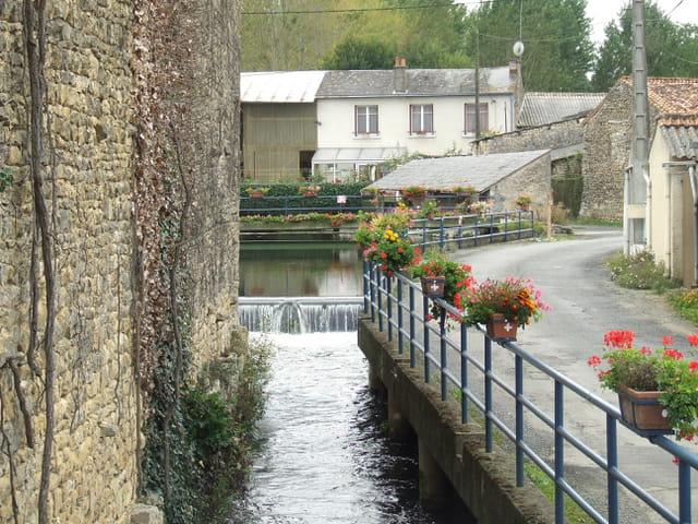 Petit canal de Marnes