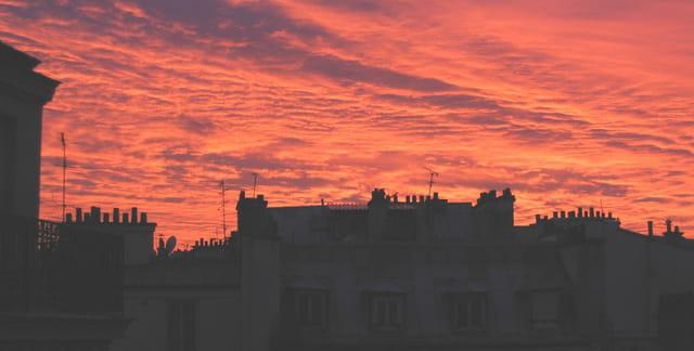Petit matin triomphant du Marais